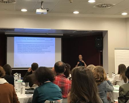 EFFORTI Policy Learning Workshop in Barcelona Image